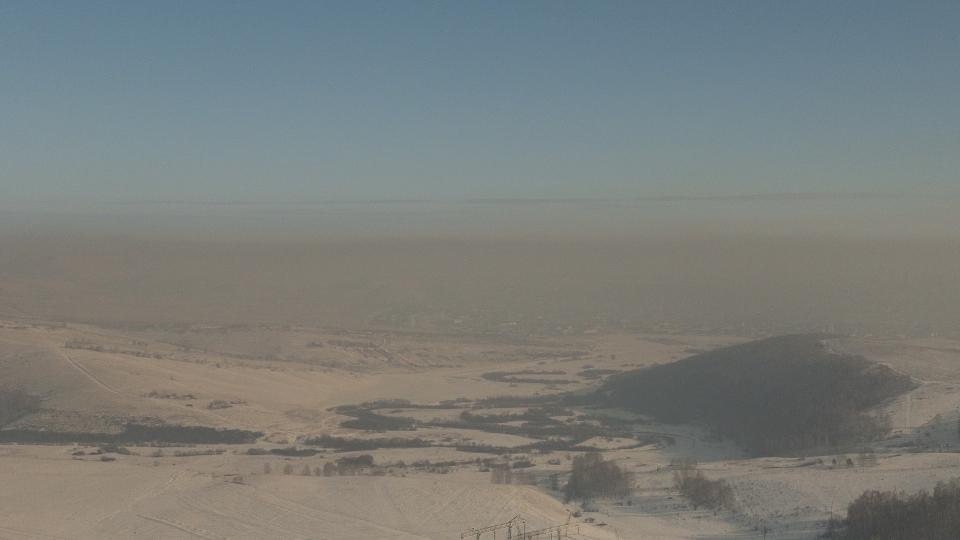 «Это газовая камера»: что произошло с воздухом в Красноярске?